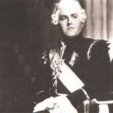 Jussi Björling som Gustaf III i Verdis Maskeradbalen på Metropolitan, N.Y. 1940